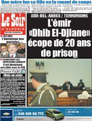 Le Soir D Algerie Aujourd Hui